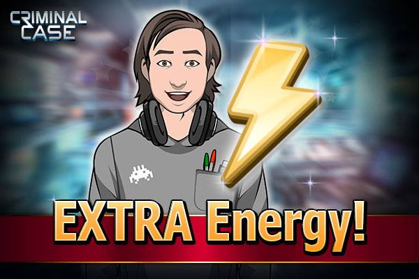 Criminal Case - +5 Free Energy 12th April 2014