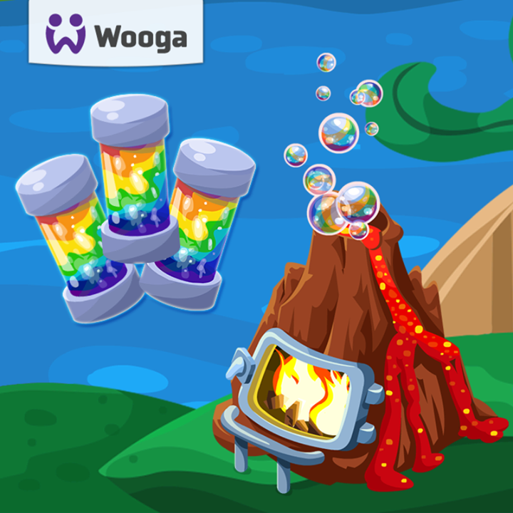 Monster World – 3X Woogoo 23rd March 2014