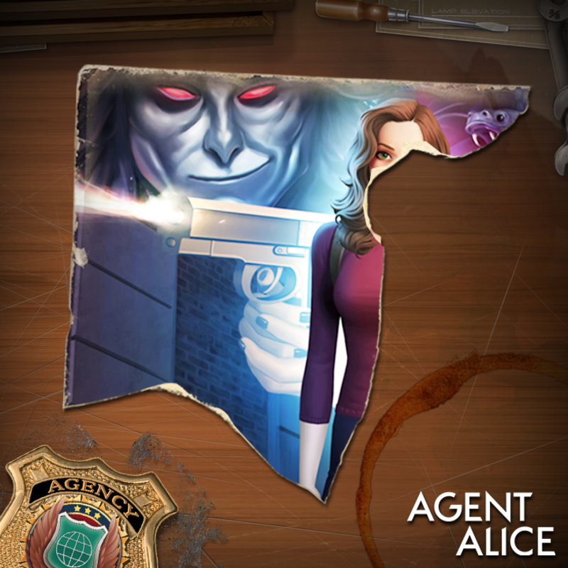 Agent Alice - Who is Alice