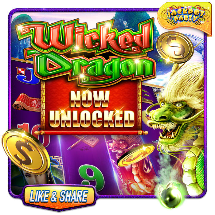 jackpot party casino online dragon island