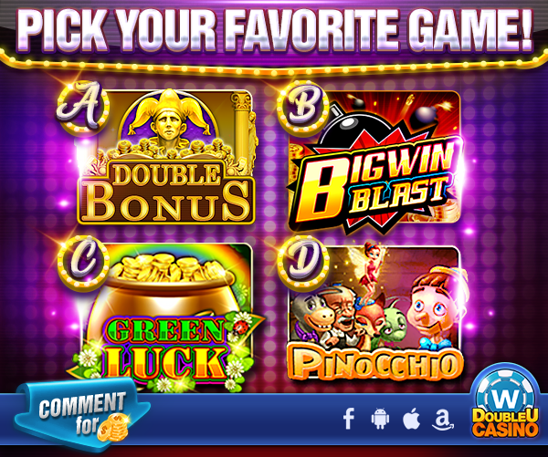 doubleu casino free chips coins and spins