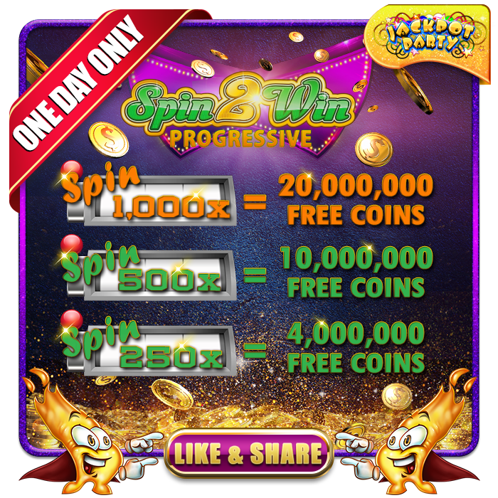 jackpot party casino beta free coins