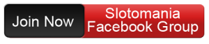 Slotomania facebook button