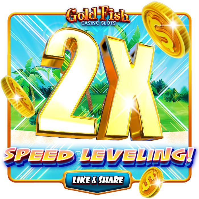 Gold Fish Casino Slots : General Game Overview